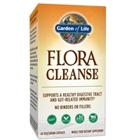 Flora Cleanse By Garden Of Life Golden Apple Organics